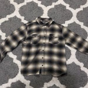 Vans long-sleeve flannel